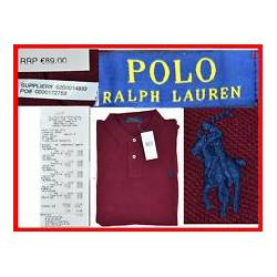 RALPH LAUREN Polo Homme M...